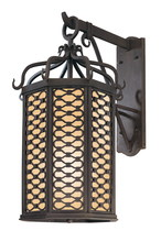Troy BF2374OI - 1Lt Wall Lantern Fluorescent