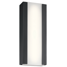 Kichler 49800BKTLED - Outdoor Wall LED